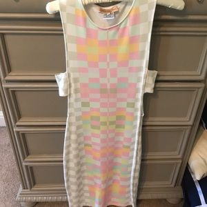 Mara Hoffman side cutout dress size S